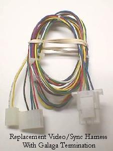 bob s harness shop rh arcadecontrols com Engine Wiring Harness Automotive Wiring Harness