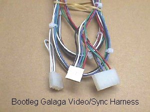 bob s harness shop rh arcadecontrols com Trailer Wiring Harness Automotive Wiring Harness