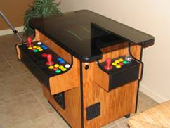 Cocktail build - Cabinets and Projects - HyperSpin Forum