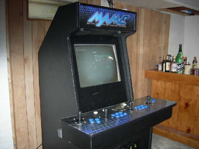 Woodworking supplies kc, Mame Cabinet Plans 4 Player