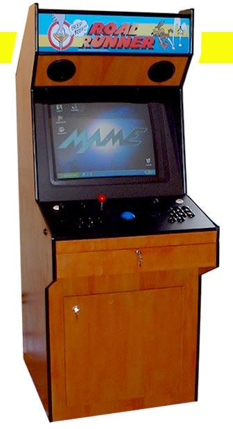 mini arcade cabinet plans pdf