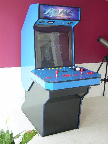 Arcade Cabinet Is The Ultimate Addition To Your Family Game Room