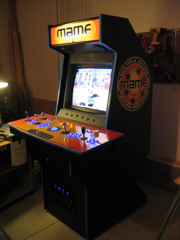 BYOND Forums - Off Topic - Build Your Own... Arcade Controls?
