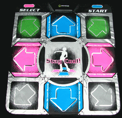 Image Gallery Ddr Pad