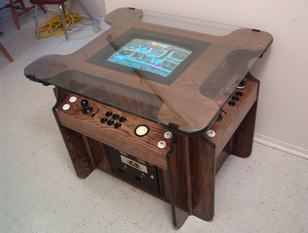 Mame Coffee Table.Racketboy Com View Topic Which Kind Of Arcade Unit Should I Build