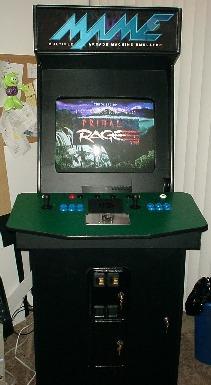 4 Player Arcade Cabinet Plans