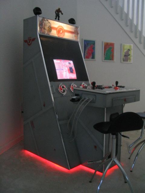 arcade cabinet plans Quotes